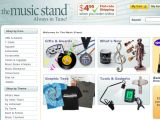 Browse The Music Stand