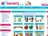 Browse The Nursery Shop