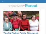 Browse The Organized Parent