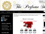 Browse The Perfume Shoppe