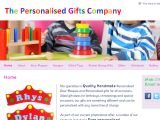 Thepersonalisedgiftscompany.co.uk Coupon Codes