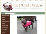 Browse The Pit Bull Princess