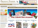 Browse The Present Finder Of Sherborne
