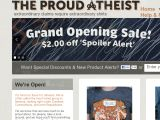 Browse The Proud Atheist