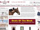 Browse The Saddlery Shop