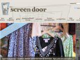 Browse The Screen Door