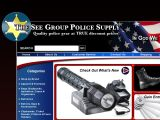 Browse The See Group Police Supply