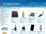 Browse The Signal Jammer
