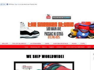 Shop at thesneakerstudio.com