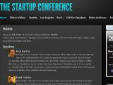 The Startup Conference Coupon Codes