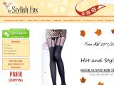 Browse The Stylish Fox Hosiery Store