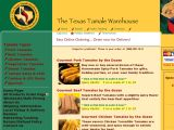 Browse The Texas Tamale Warehouse