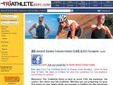 Browse The Triathlete Store