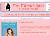 Browse The Tweens Guide