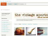 Browse The Vintage Apartment