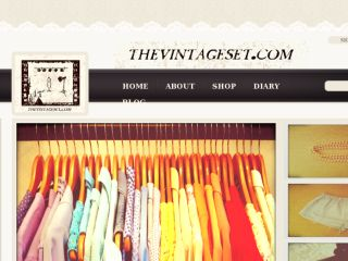 Shop at thevintageset.com