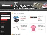 Browse The Wedge Shop