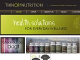 Browse Thin Air Nutrition