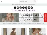 Thomaslaine.com Coupon Codes