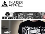 Thunderapparel.co.uk Coupon Codes
