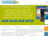 Browse Thundertix