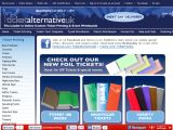 Ticket Alternative Uk Ltd Coupon Codes