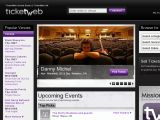 Browse Ticketweb Canada