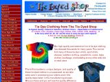 Browse Tie Dyed Shop