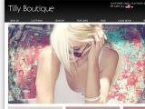 Browse Tilly Boutique