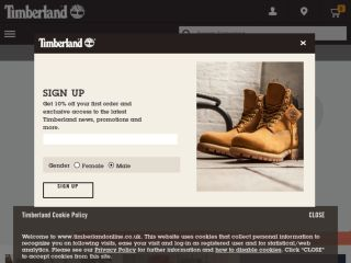 Shop at timberlandonline.co.uk