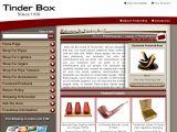 Browse Tinder Box International