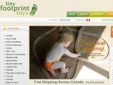 Browse Tiny Footprint Toys