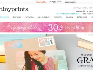 Shop at tinyprints.com