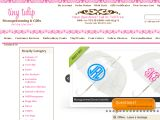 Browse Tiny Tulip Monogramming & Gifts