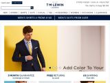 Browse T.M. Lewin