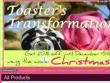 Toastertransforms Coupon Codes