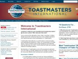 Browse Toastmasters International