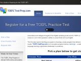 Browse Toefl Test Prep