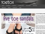 Browse Toesox