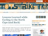 Tomsbiketrip.com Coupon Codes