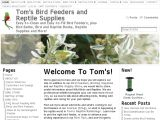 Tomsbirdfeeders.com Coupon Codes