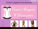 Toniaslingerie Coupon Codes