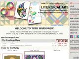 Browse Tony Ward Music