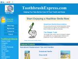 Browse Toothbrush Express