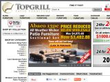 Browse Topgrill Patio Furniture