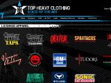 Browse Top Heavy Clothing