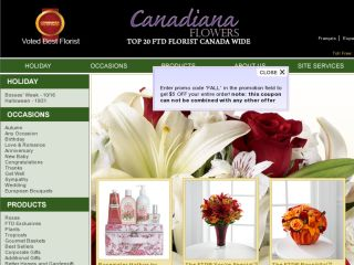 Shop at torontoflorist.com