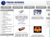 Browse Triad Marine