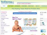 Browse Triderma Skincare