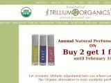 Browse Trillium Organics
